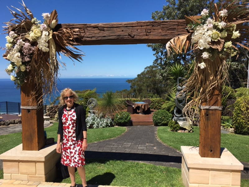 Julie at Stanwell Park