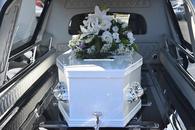 funeral service celebration of life